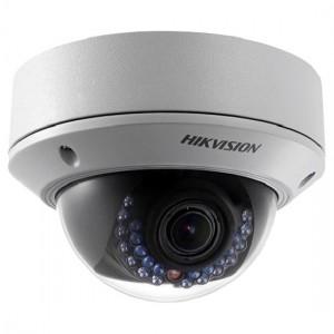 Systemy monitoringu DS-2CD2720F-IS - KAMERA IP KOPUŁKOWA HIKVISION DS-2CD2720F-IS (D) 2,8-12mm 2 Mpx 1080P 1/3