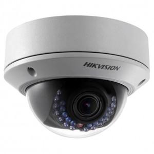 Systemy monitoringu DS-2CD2752F-IS - KAMERA IP KOPUŁKOWA HIKVISION DS-2CD2752F-IS 2,8-12mm 5 Mpx 1920P 1/3