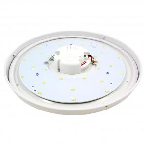 Lampy z czujnikiem ruchu MVL-07B7 - PLAFON LED Z MIKROFALOWYM CZUJNIKIEM RUCHU