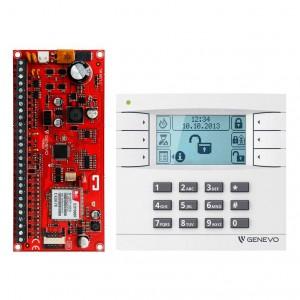 Systemy alarmowe PRiMA16SET - ZESTAW