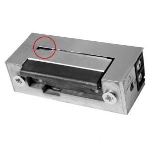 Akcesoria do wideodomofonów i do RE-30G2 - RYGIEL ELEKTROMAGNETYCZNY (ELEKTROZACZEP) RE-30G2 Symetryczny Z Pamięcią 12V AC/DC - Podgląd zdjęcia nr 1