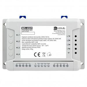 Sterowanie bezprzewodowe WS-45H1 - STEROWNIK Wifi