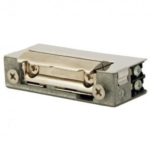 Akcesoria do wideodomofonów i do XS12R - RYGIEL ELEKTROMAGNETYCZNY (ELEKTROZACZEP) XS12R Symetryczny Rewersyjny 16,5 Mm DC - Podgląd zdjęcia nr 1